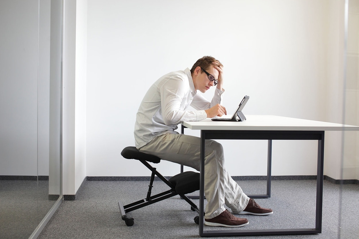 Perfect Posture equals Premium Performance and Productivity