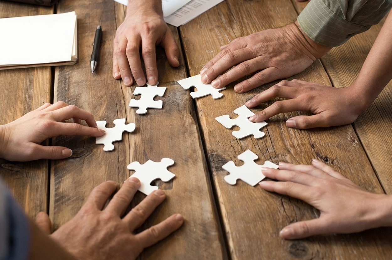 Shared Agendas Equals Positive Disruption