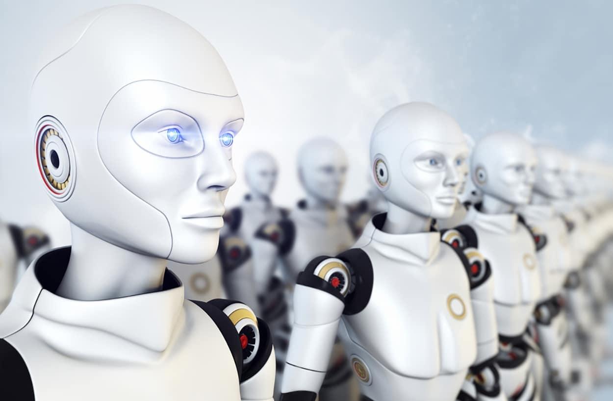 Army Enlists Autonomous Robots