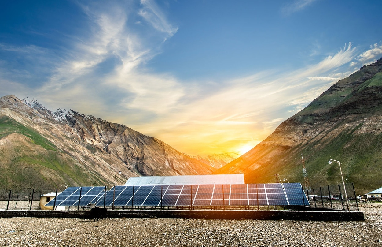 Foreign Investors Heats up Solar Market