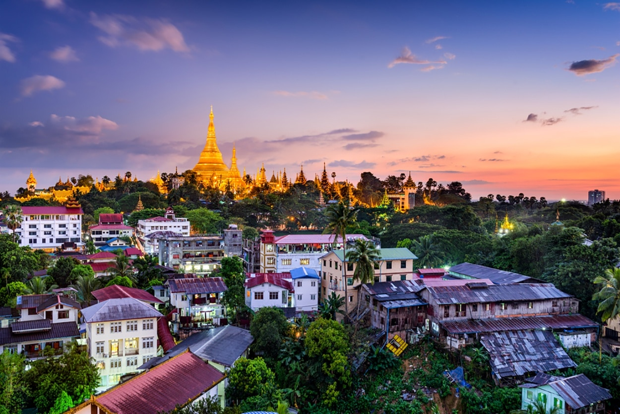Myanmar & French Chambers of Commerce Sign MoU