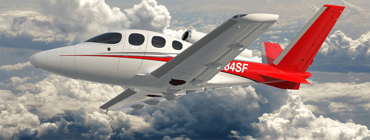 Cirrus Aircraft Launches World's Cheapest Private Jet