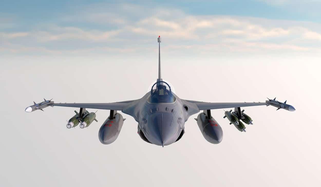 Lockheed Martin to build F-16 Jet in India