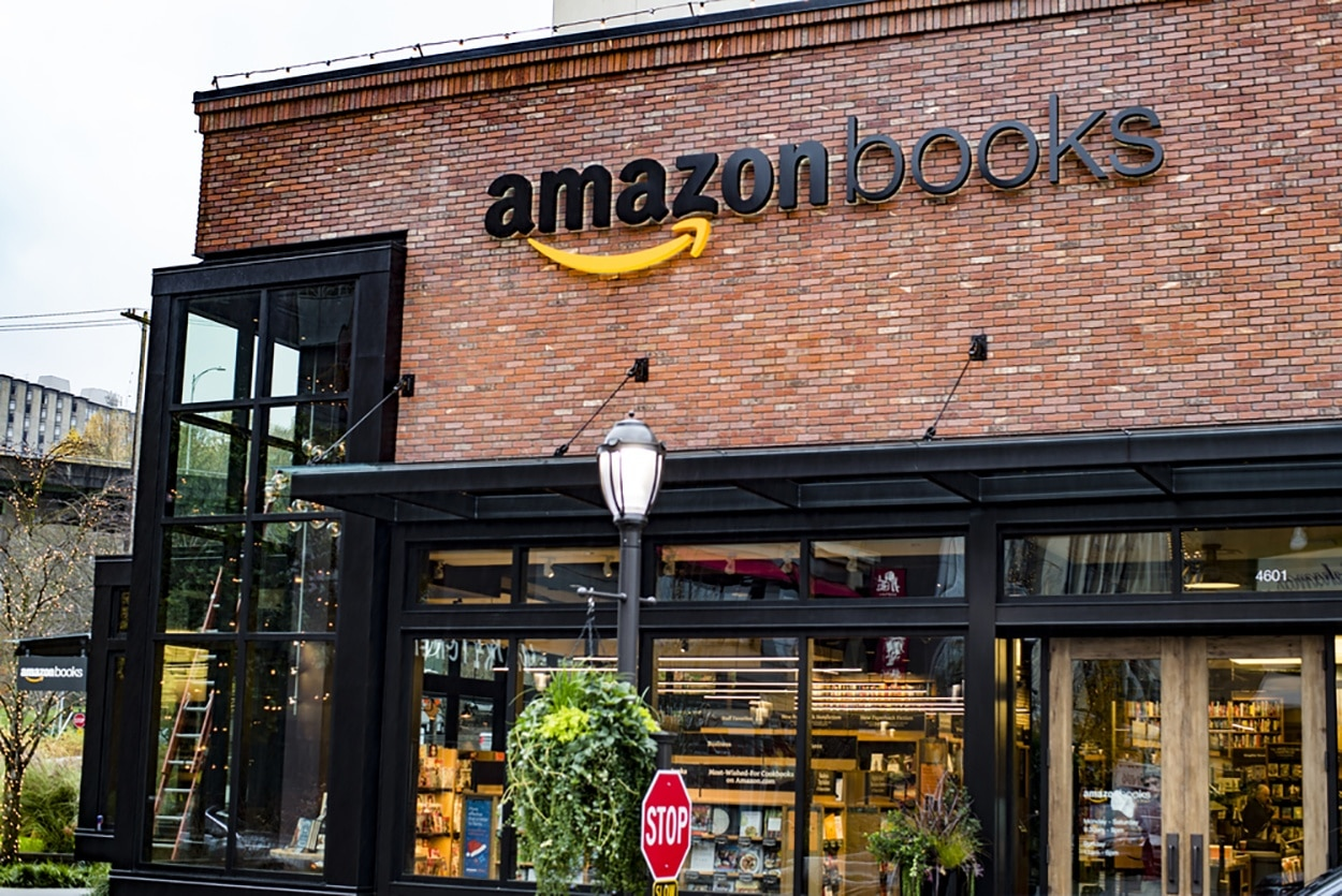 Amazon Tentacles Squeeze Retail Incumbents