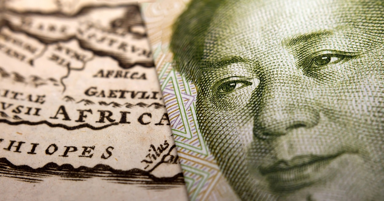 South Africa & China Invest Heavily in Africa