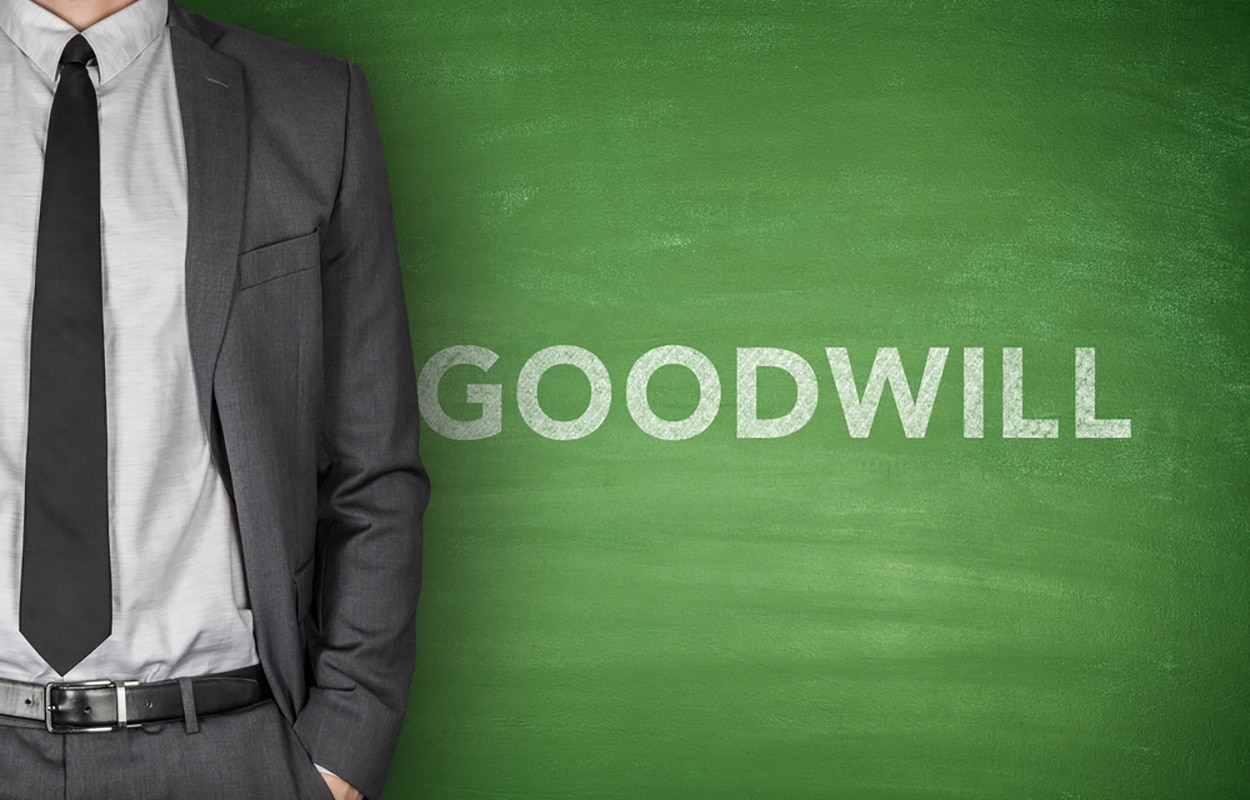 Be the Gift that Keeps on Giving; Become a Goodwill Ambassador