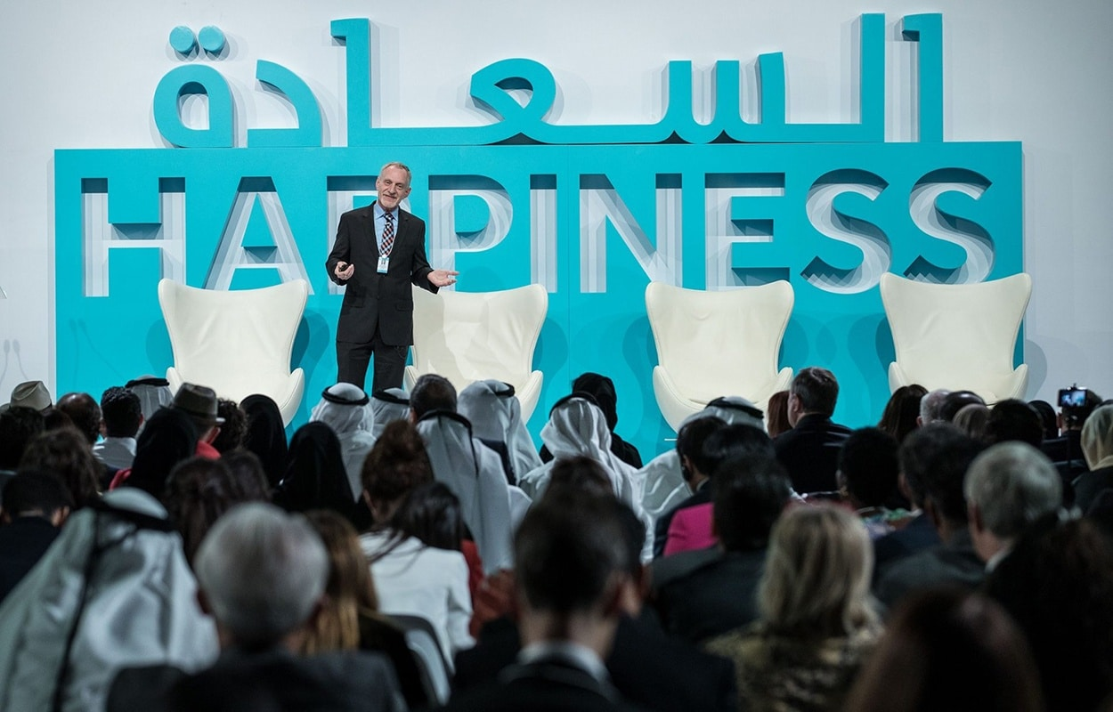 World Government Summit in UAE puts Happiness First