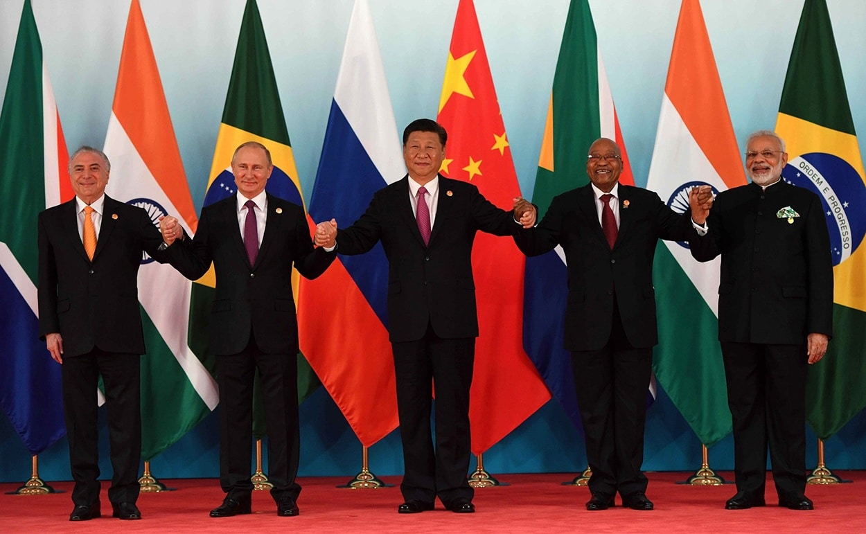BRICS Summit Rallies Against Protectionism; Calls for Deepening Trade with Emerging Economies