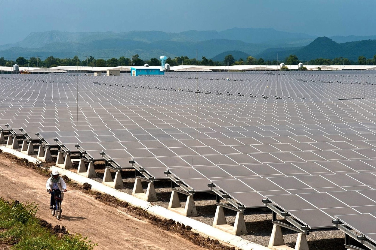 Utility-Scale Solar Set to Soar in Southeast Asia