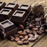 dark chocolate, cocoa bean, chocolate