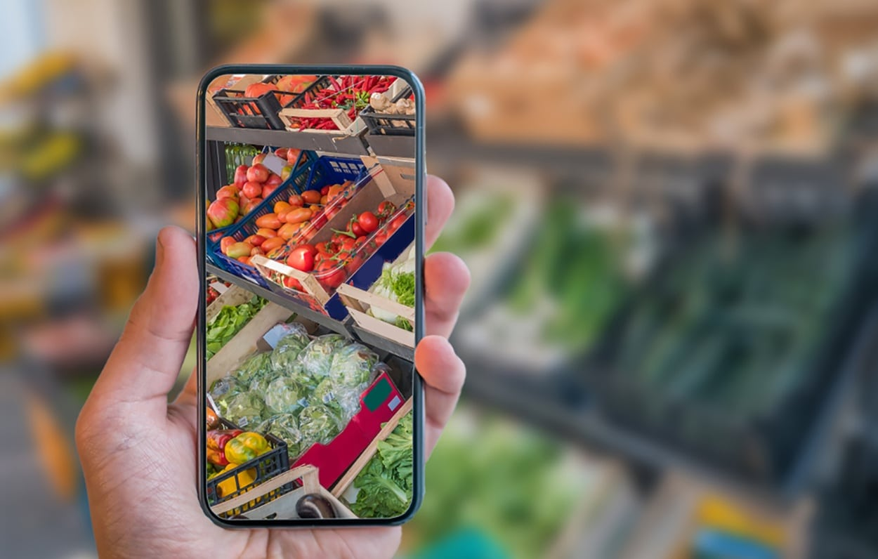 V-commerce Transforms the Food and Beverage Industry