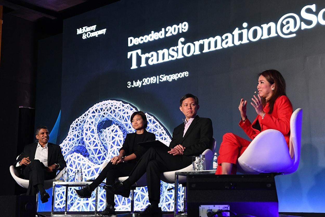 McKinsey Launches QuantumBlack in SE Asia