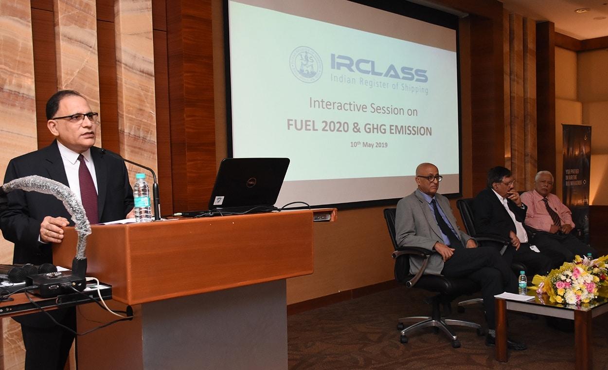 Vijay Arora - Marine Fuel Tech Needs Global Strategy
