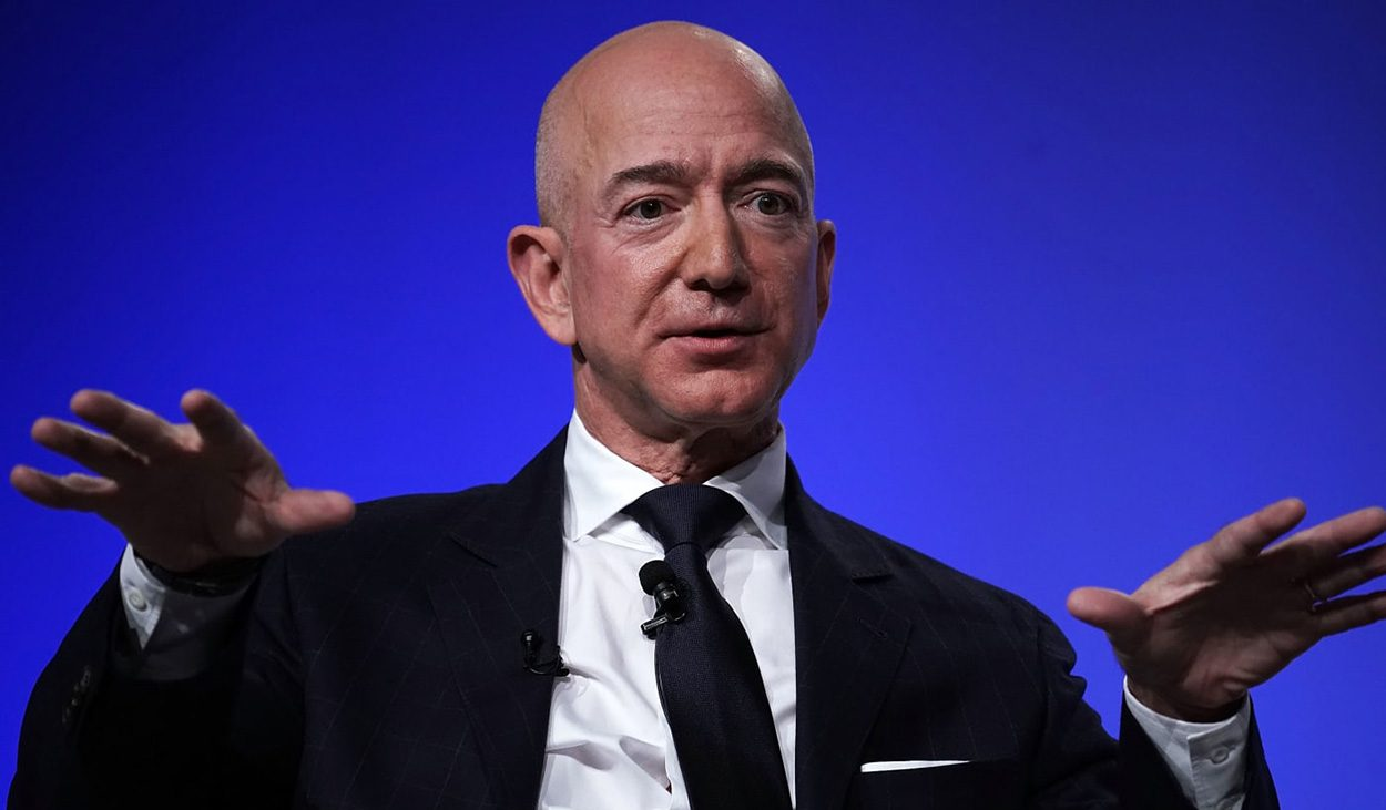 Amazon Gives Climate Pledge of Net Zero Carbon by 2040