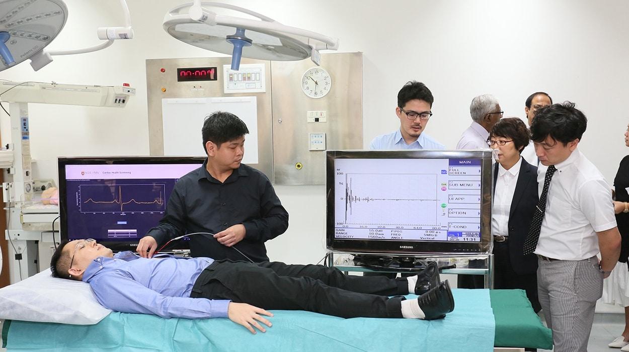Breakthrough Tech for Auto-Detection of Heart Disease