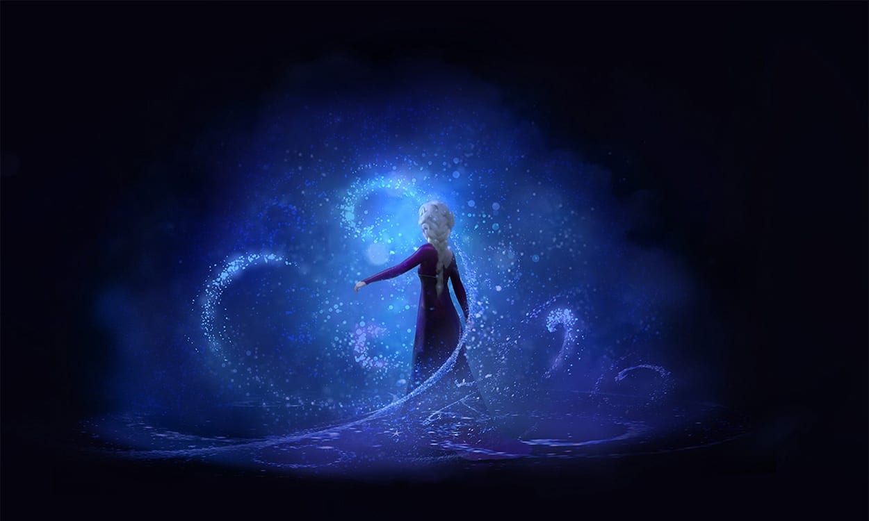 Disney Magic of Animation Debuts Art from Frozen 2
