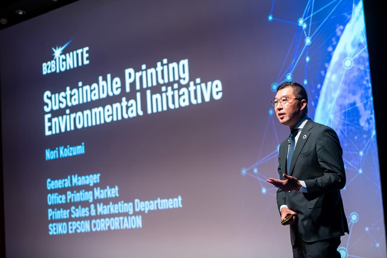 Epson PaperLab Produces World-First Automated Paper