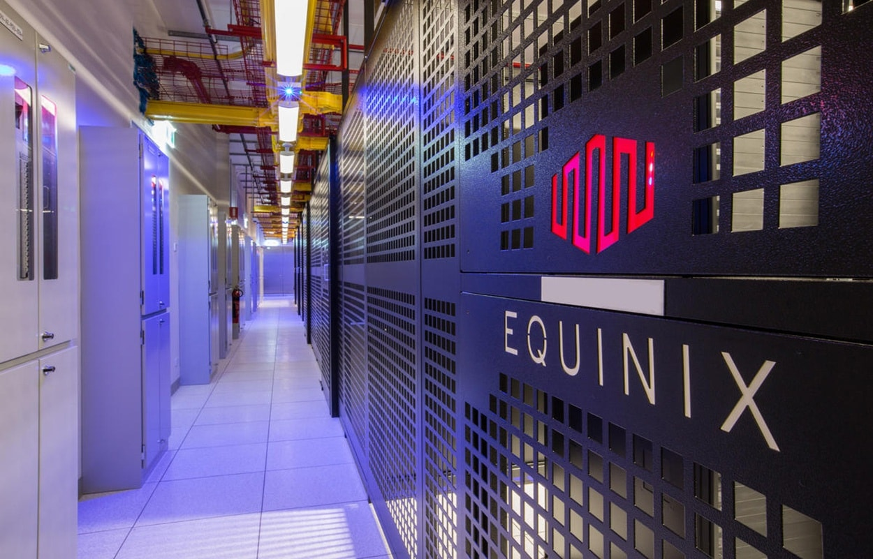 Equinix GIC Complete USD 1 Billion Euro Data Center JV