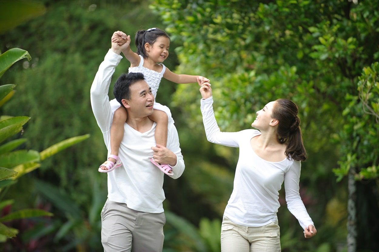 Family-first Work Policies Fare Better in Asia
