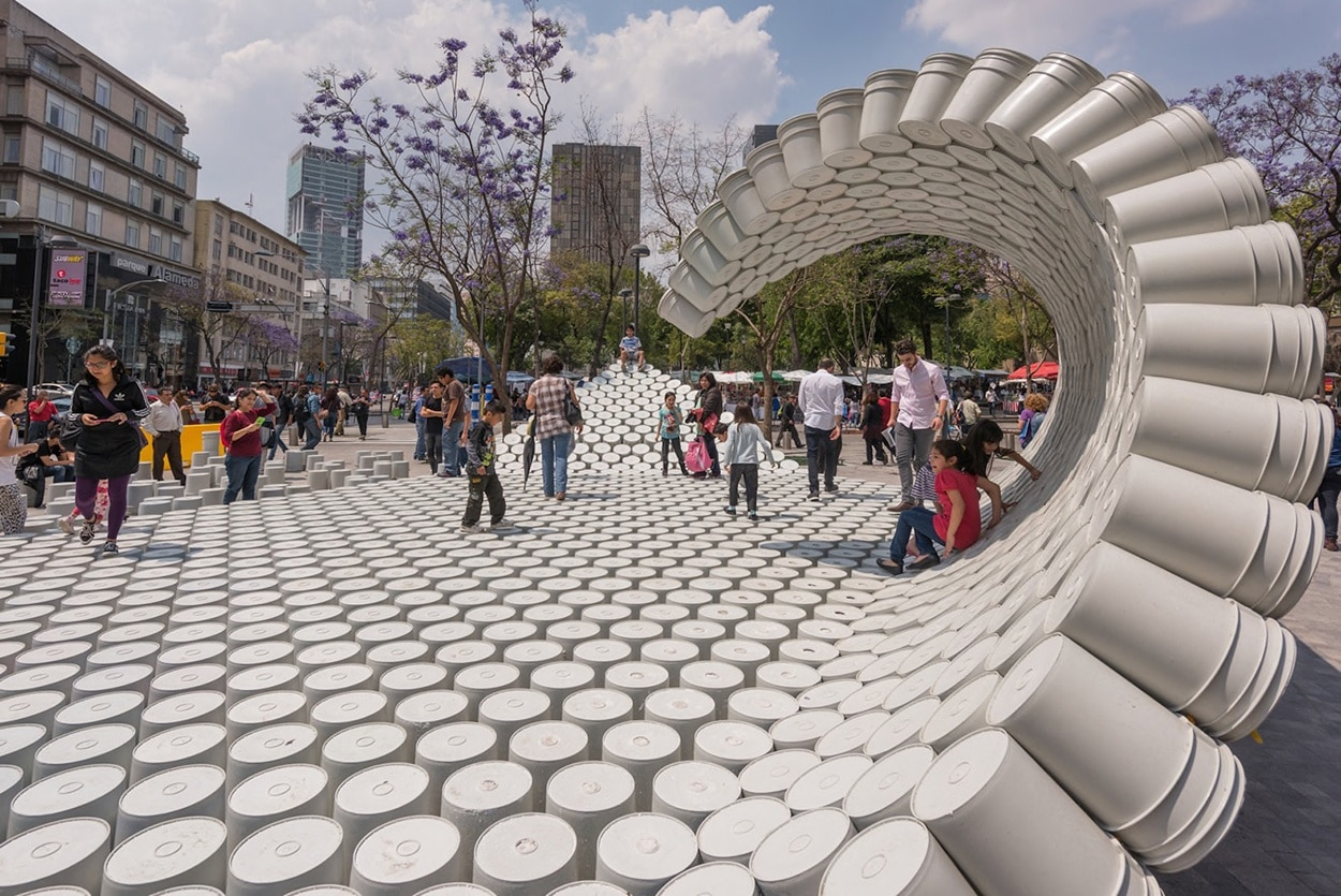 Public Space Design and Eco-Friendly Development