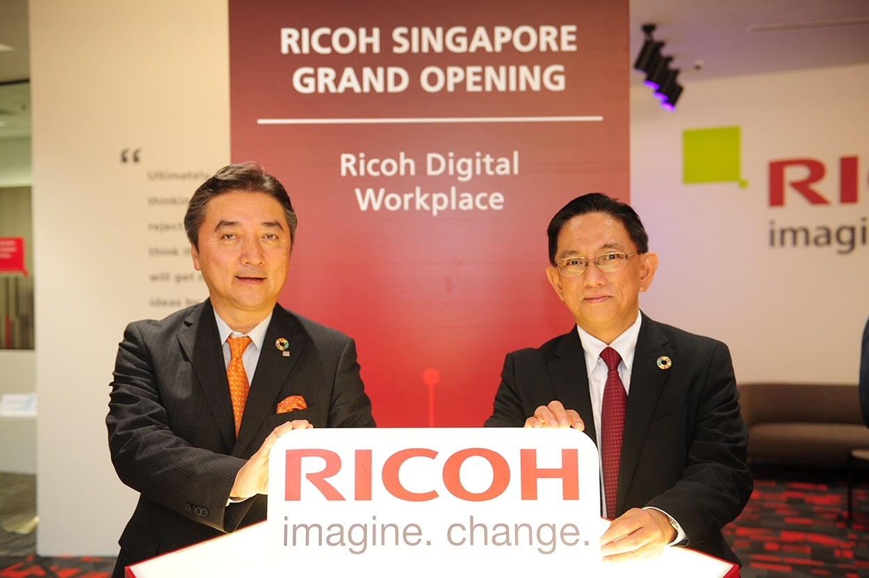 Ricoh Launches Digital Workplace Services in Singapore