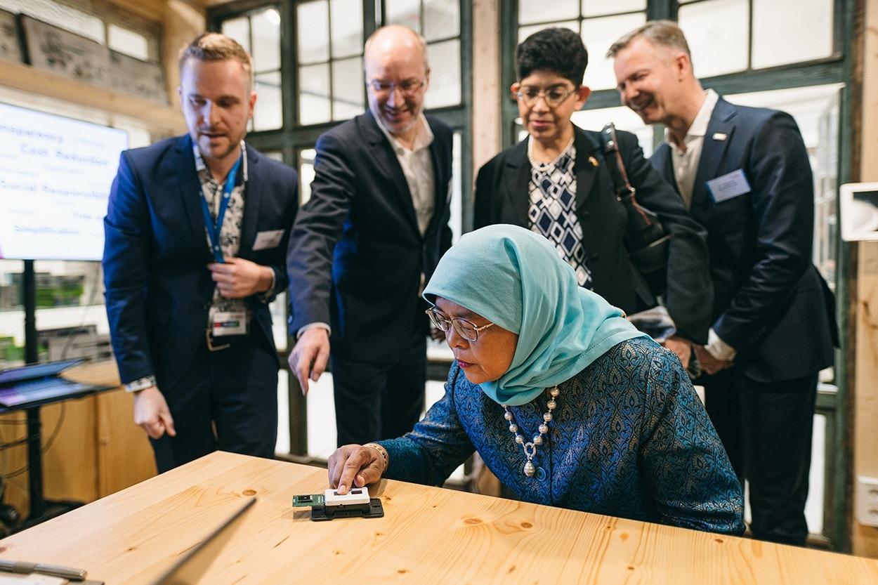 Bosch Builds Tech Talent Pipeline in Berlin & Singapore