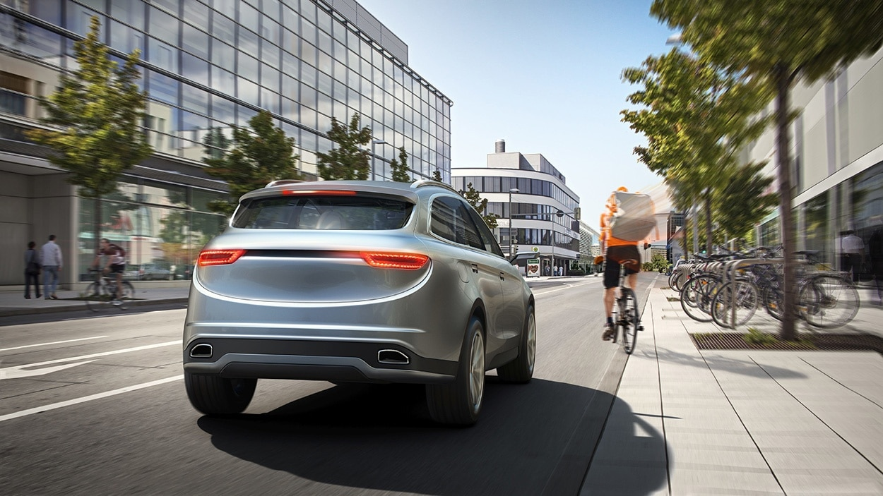 Bosch Says Lidar Sensor Makes Auto Automation Viable