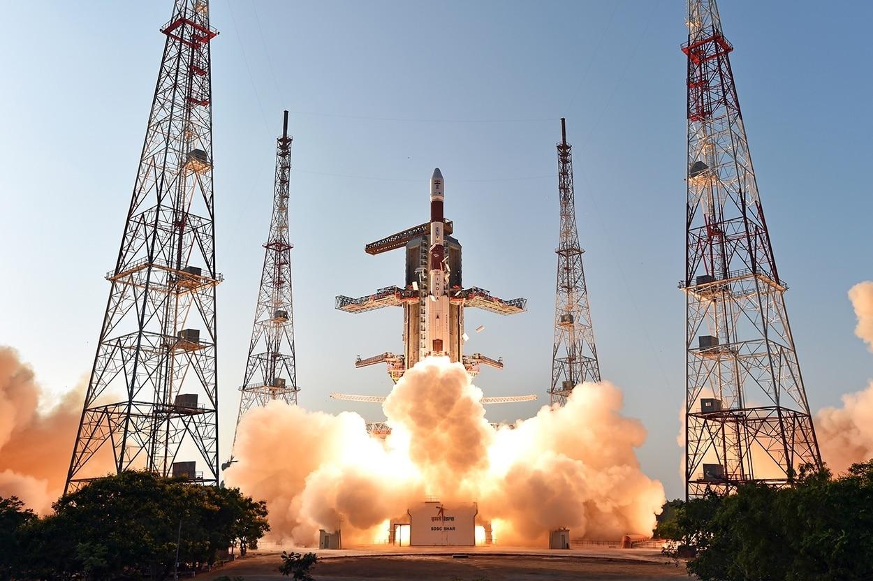 India's ISRO Snags Global Small Satellite Market