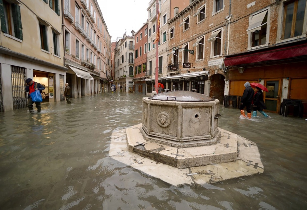 Urban Designers Must Consider Extreme Weather Events