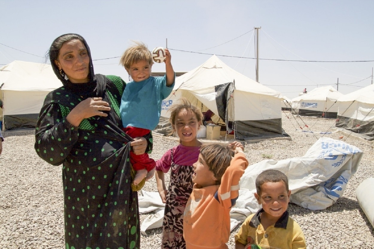 UNHCR Refugee Zakat Fund Aids 1M Displaced Persons