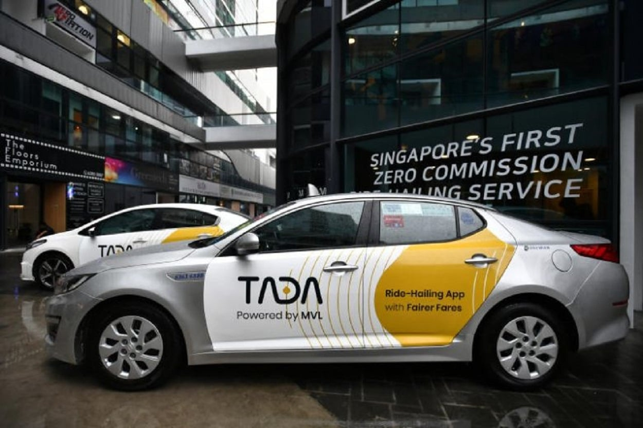 Shinhan Bank Invests in Blockchain Ride Hailing Co TADA
