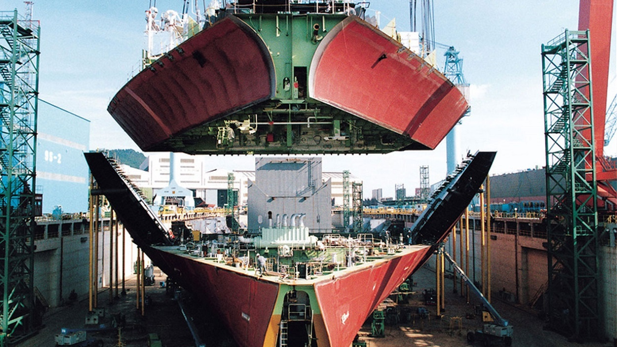 Yangzijiang Shipbuilding Orders in 2020 Total USD 517 M